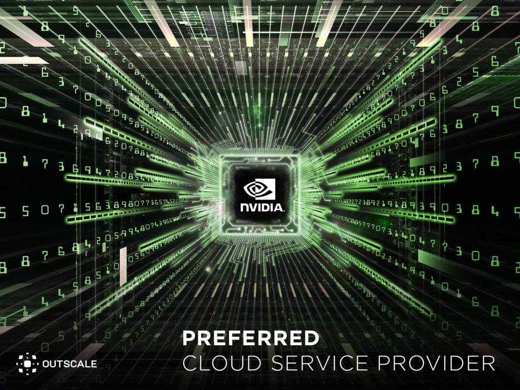 Outscale_Nvidia Preferred Cloud service provider