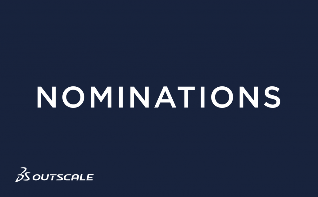Nominations 3DS OUTSCALE