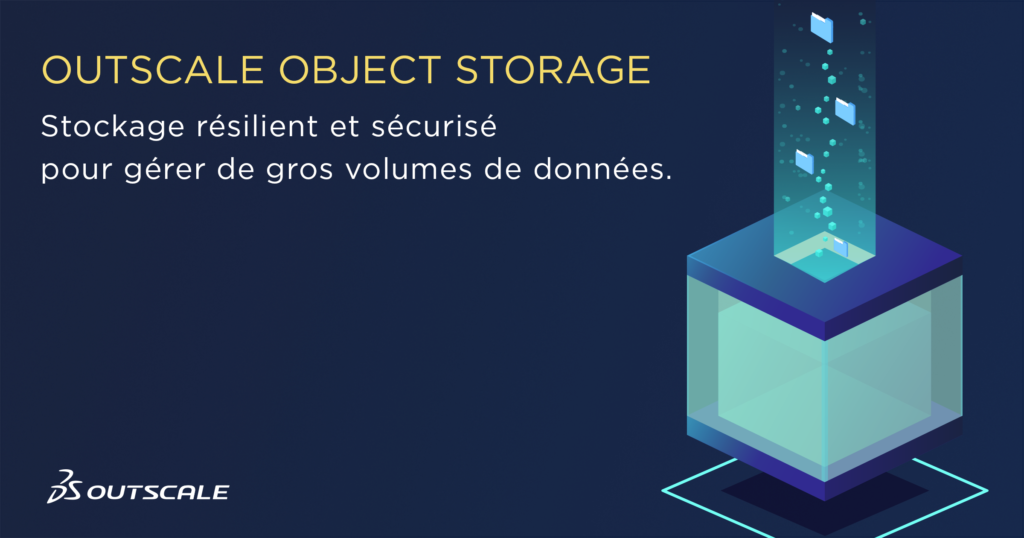 Outscale Object Storage